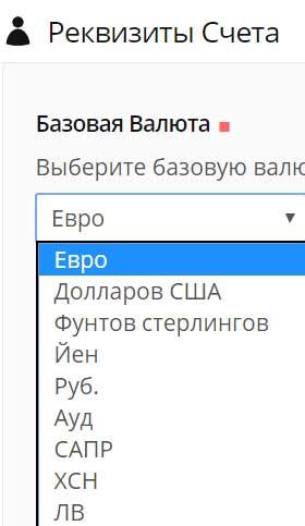 Реквизиты Альфа-Банка
